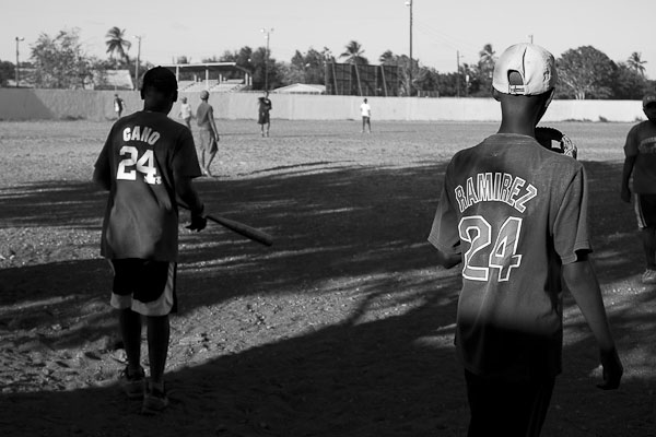Baseball School, La Romana, Rep. Dominicana