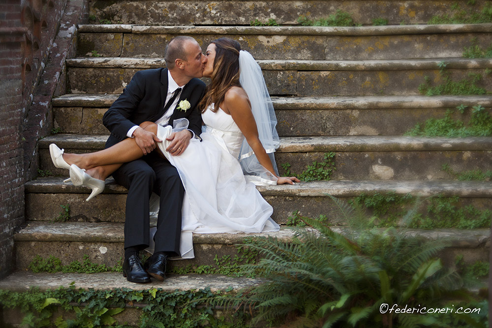 Wedding photographer in Camaiore, Tuscany