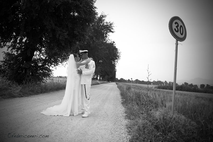 Wedding photographer in Pisa, Tuscany